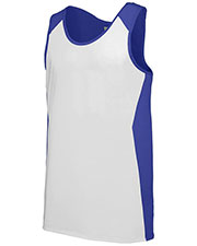 Augusta 324 Men Sleeveless Alize Running Jersey at GotApparel