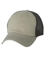 Sportsman 3100 Unisex Contrast Stitch Mesh Cap at GotApparel