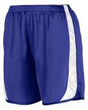 Augusta 327 Men Wicking Track Short at GotApparel