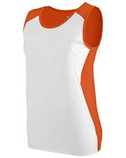 Augusta 329 Women Sleeveless Alize Running Jersey at GotApparel