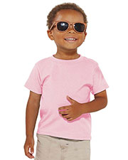 Rabbit Skins 3301 Toddlers Cotton Jersey Short Sleeve T-Shirt at GotApparel