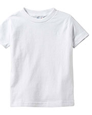 Rabbit Skins 3322 Infants Fine Cotton Jersey T-Shirt at GotApparel