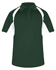 Badger 3344  B-Dry Hook Polo at GotApparel