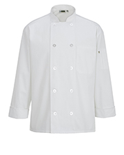 Edwards 3363  10 Button Chef Coat at GotApparel