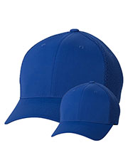 Yupoong 6533 Unisex Flexfit Ultrafibre Cap 2-Pack at GotApparel