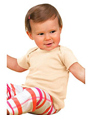 Rabbit Skins 3400 Infant Baby Rib Tee at GotApparel