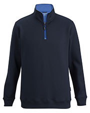 Edwards 3442 Unisex 1/4 Zip Performance Pull Over at GotApparel