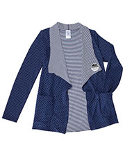Runway 3444 Women's Reversible Knit Cardigan at GotApparel