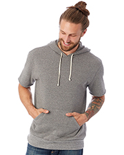 Alternative Apparel 3501F2 Men Baller Eco-Fleece Hoodie at GotApparel