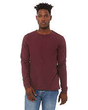 Bella + Canvas 3501 Men Jersey Long-Sleeve T-Shirt at GotApparel