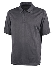 Charles River Apparel 3519 Men Heathered Polo Shirt at GotApparel