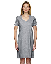 LAT 3522 Women V-Neck Cover-Up at GotApparel