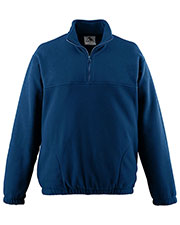 Augusta 3530 Men Chill Fleece Half Zip Pullover at GotApparel