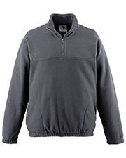 Augusta 3531 Boys Chill Fleece Half Zip Pullover at GotApparel
