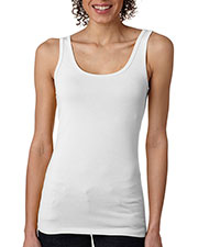 Next Level 3533 Women The Jersey Tank at GotApparel