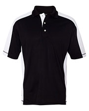 Featherlite 0465  Colorblocked Moisture Free Mesh Sport Shirt at GotApparel