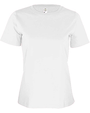 LAT 3580  Ladies' Combed Ring-Spun Jersey T-Shirt at GotApparel