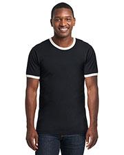Next Level 3604 Unisex Ringer T-Shirt at GotApparel