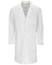 Code Happy 36400A Unisex 38 Lab Coat   at GotApparel