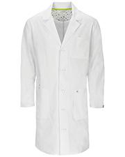 Code Happy 36400AB Unisex 38 Lab Coat   at GotApparel
