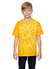 Dyenomite 365BCY Boys for Team 365 Tonal Cyclone TieDyed T-Shirt at GotApparel