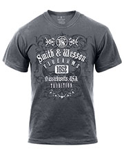 Rothco 3709 Men Smith & Wesson Firearms Tradition T-Shirt at GotApparel