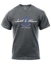 "Rothco 3711 Men Smith & Wesson ""american Made"" T-Shirt at GotApparel"