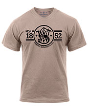 Rothco 3713 Men Smith & Wesson Established 1852 T-Shirt at GotApparel