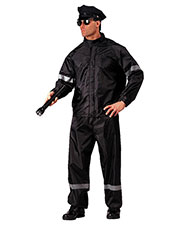 Rothco 3716  Hi-Vis 2 Piece Rain Suit With Reflective Tape at GotApparel