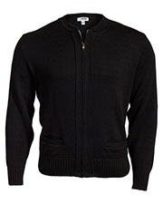 Edwards 372 Unisex Heavyweight Full Zipper Cardigan with Pockets at GotApparel
