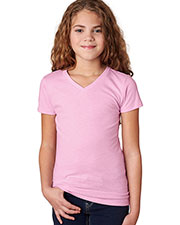 Next Level 3742 Girls The Adorable CVC V at GotApparel