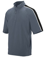 Augusta 3788 Adult Quantum Short Sleeve Pullover at GotApparel