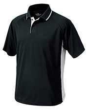 Charles River Apparel 3810 Men Color Blocked Wicking Polo at GotApparel