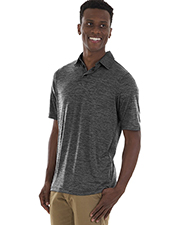 Charles River Apparel 3814 Mens Space Dye Polo Shirt at GotApparel