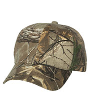 Outdoor Cap 301IS Unisex Camouflage Cap at GotApparel