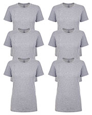 Next Level 3900 Women The Boyfriend Tee 6-Pack at GotApparel