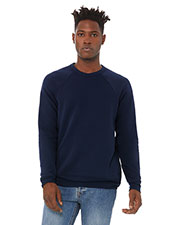 Bella + Canvas 3901 Unisex Sponge Fleece Crew Neck Sweatshirt at GotApparel