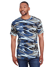 Code V 3907 Men Camo T-Shirt at GotApparel