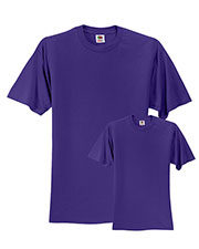 Fruit Of The Loom 3931 Men 5 Oz. 100% Heavy Cotton Hd T-Shirt 2-Pack at GotApparel