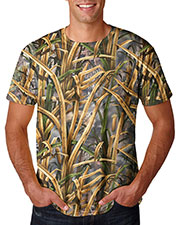 Code V 3960 Adult Lynch Traditions; Camouflage T-Shirt at GotApparel