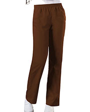 Cherokee Workwear 4001T Women Natural Rise Tapered Leg Pull-On Pant at GotApparel