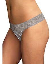 Maidenform 40156 Women Dream Thong with Lace at GotApparel