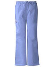 Cherokee Workwear 4020T Women Low Rise Drawstring Cargo Pant at GotApparel
