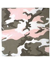 Rothco 4026 Unisex Colored Camo Bandana at GotApparel