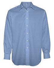 Calvin Klein 13CK029 Men Non-Iron Dobby Pindot Shirt at GotApparel