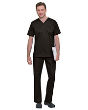 Landau 4098 Men Stretch V-Neck Top at GotApparel
