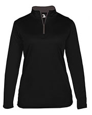 Badger 4103 Women B-Core 1/4-Zip at GotApparel