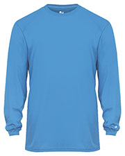 Badger 4104 Boys Long-Sleeve Performance Tee at GotApparel