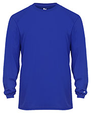 Badger 4104  Bd L/S Performance Tee at GotApparel