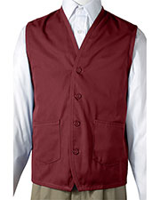 Edwards 4106 Men's Button Down Waist Pocket Apron Vest at GotApparel